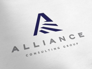 ALLIANCE Consulting Group Logo Design