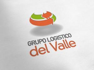 Grupo Logistico del Vall Logo Design