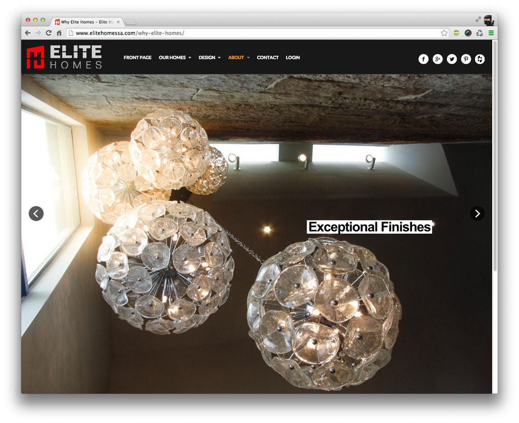 Elite Homes San Antonio Gallery