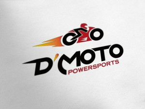 D'Moto Power Sports Logo